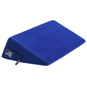 Liberator Wedge Intimate Sex Positioning Pillow, Blue