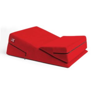 Liberator Wedge Ramp Combo Sex Positioning Pillows, Red