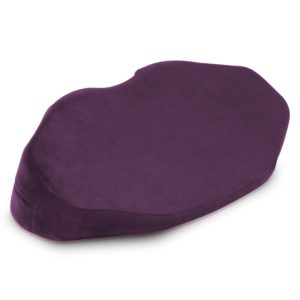 Liberator Arche Wedge Sensual Positioning Pillow – Aubergine