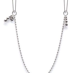 Fifty Shades Darker At My Mercy Beaded Chain Nipple Clamps