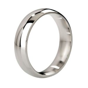 MYSTIM THE EARL – ROUND COCK RING, 48 MM, POLISHED