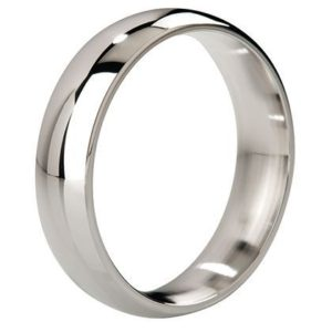 MYSTIM THE EARL – ROUND COCK RING, 51 MM, POLISHED