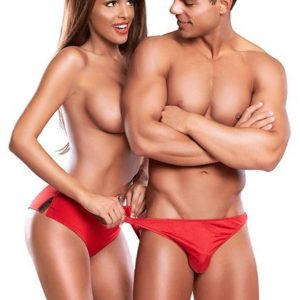 COUPLES ROJO OPEN FOR BUSINESS