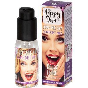 LUBE ME UP LUBRICANTE SILICONA 2 EN 1 – 50ML