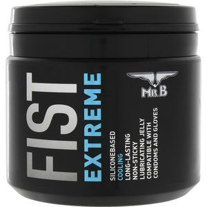 MISTER B FIST EXTREME LUBRICANTE SILICONA 500 ML