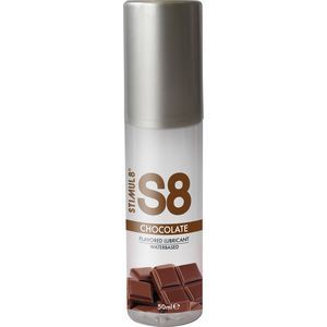S8 LUBRICANTE SABORES 50ML – CHOCOLATE
