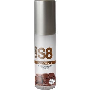 S8 LUBRICANTE SABORES 125ML – CHOCOLATE